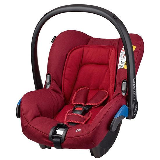 Maxi-Cosi Столче за кола Citi SPS - Robin Red 0-13кг